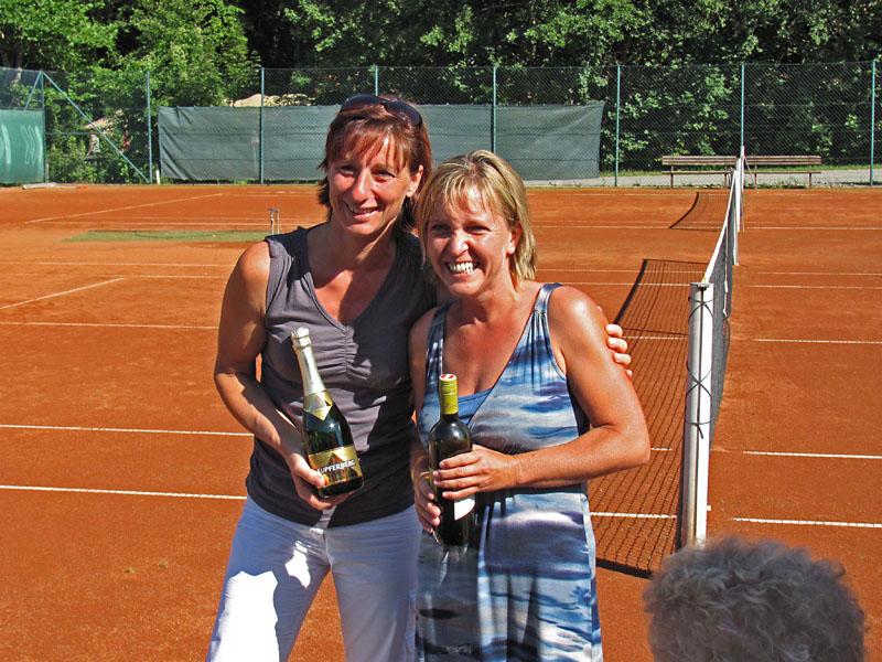 Sieger Damen Einzel 2011