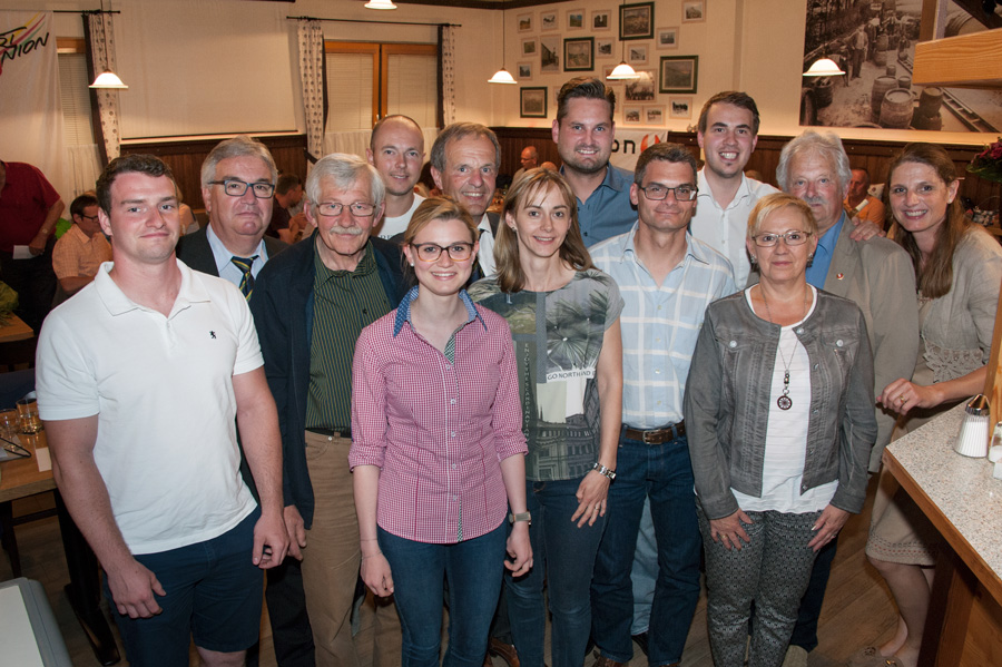 Union-Kaumberg-GV-2017_Vorstand