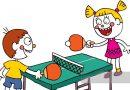 Tischtennis Schnupperstunden Sommer 2019