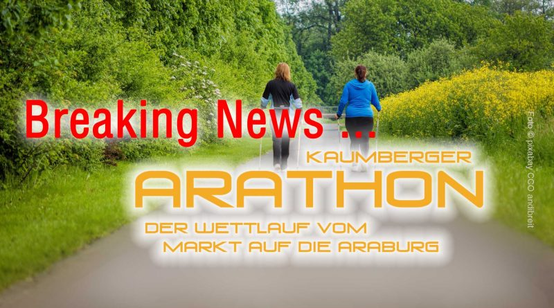 Arathon 2019 Breaking News